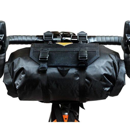 Sacoche de guidon bikepacking Restrap (Étui + sac étanche)