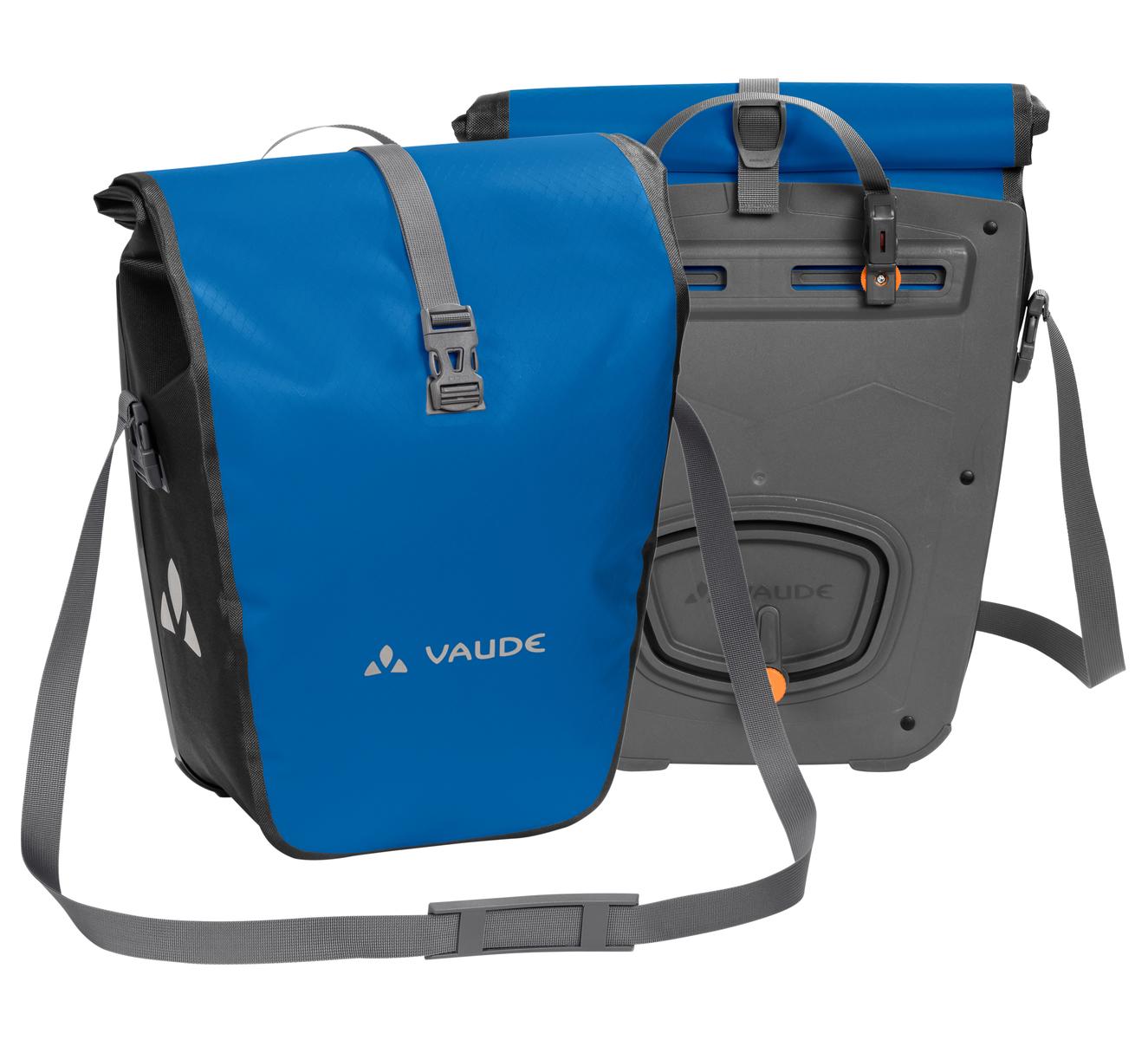 Volume 48 l VAUDE Aqua Back Sacoche de v/élo pour roue arri/ère/ mati/ère b/âche sans PVC une paire