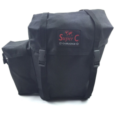 Carradice Super C rear panniers