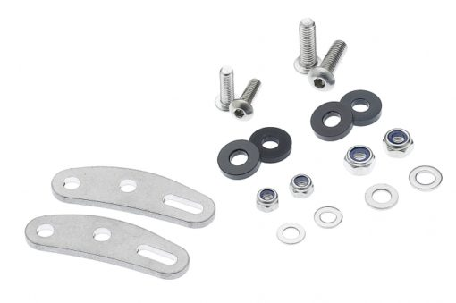 Extension kit for rear carriers