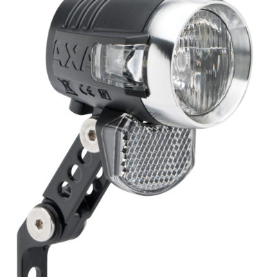 AXA Blueline 50 Switch LED front light, for dynamo