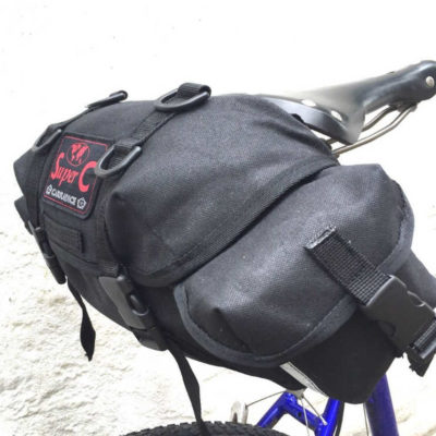 Carradice Audax Super C Saddlebag