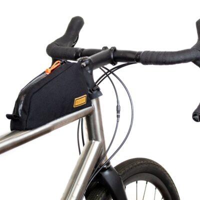 """Sacoche de bikepacking Restrap """"top tube bolt-on"""""""